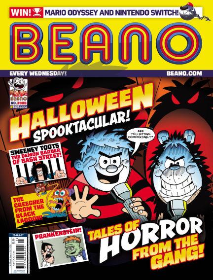 Beano October 25, 2017 00:00
