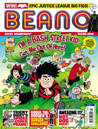 Beano 25 November 2017
