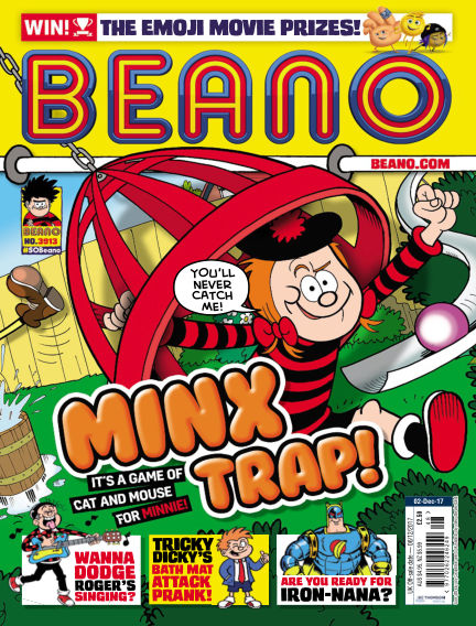 Beano November 29, 2017 00:00
