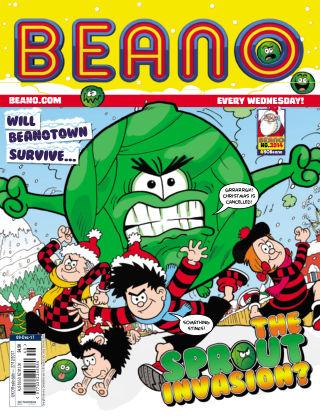 Beano 9 December 2017