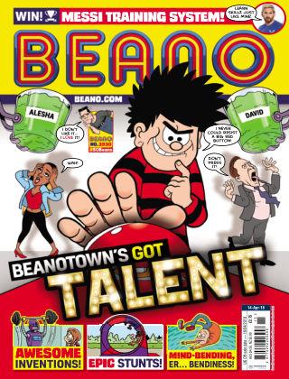 Beano 14 April 2018