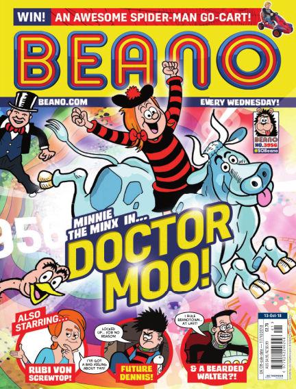Beano October 10, 2018 00:00