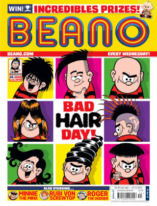 Beano 3 November 2018
