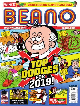 Beano 5 January 2019