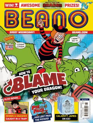 Beano 2 February 2019