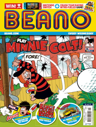Beano 6 July 2019