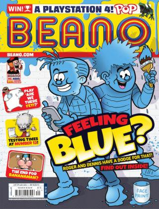 Beano 5 October 2019