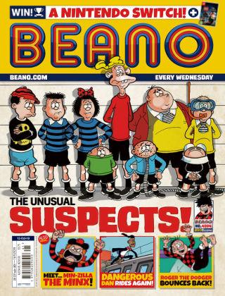 Beano 12 October 2019
