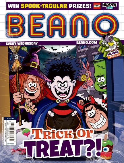 Beano October 23, 2019 00:00