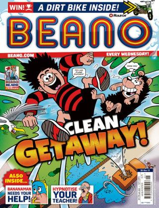 Beano 9 November 2019