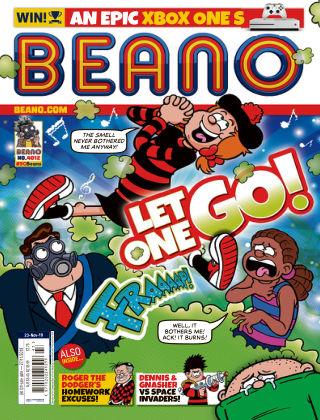 Beano 23 November 2019