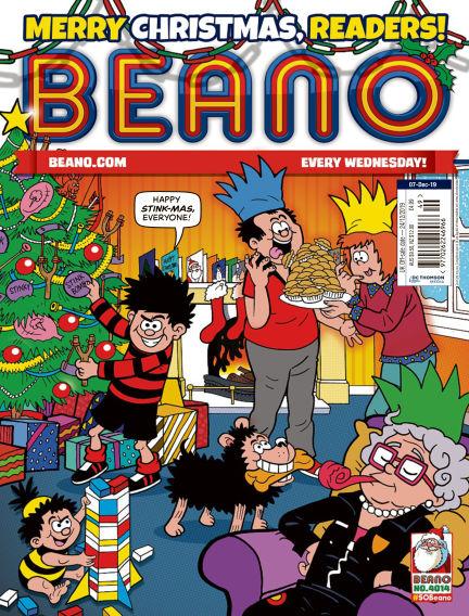 Beano December 04, 2019 00:00