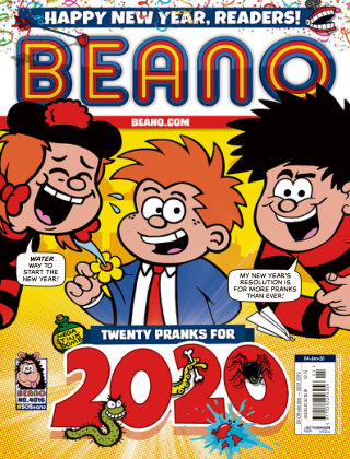 Beano 4 January 2020