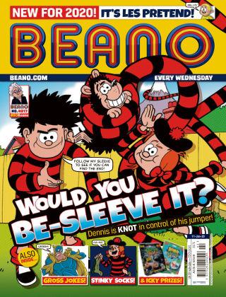 Beano 11 January 2020