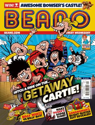 Beano 25 January 2020