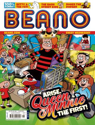 Beano 1 February 2020