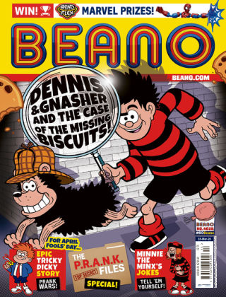 Beano 28 March 2020