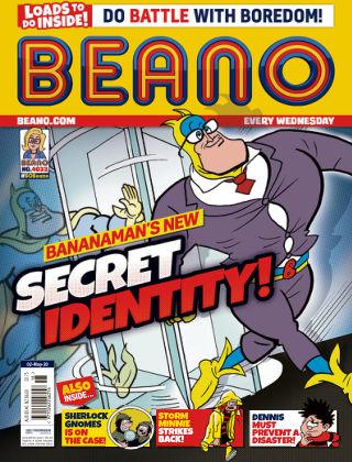 Beano 2 May 2020