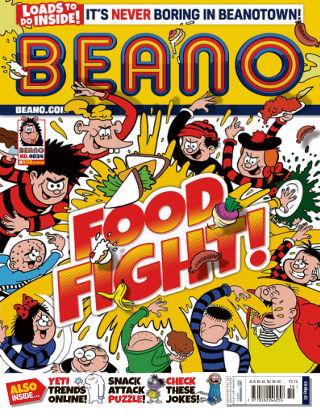 Beano 9 May 2020