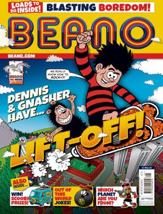 Beano 23 May 2020