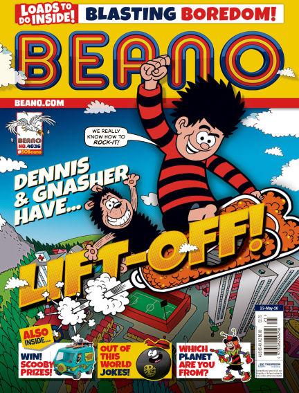 Beano May 20, 2020 00:00