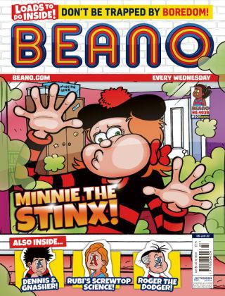 Beano 6 June 2020