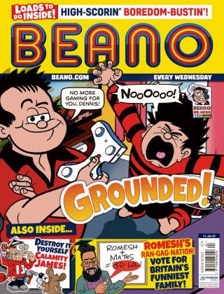 Beano 13 June 2020