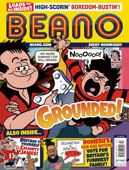 Beano June 10, 2020 00:00