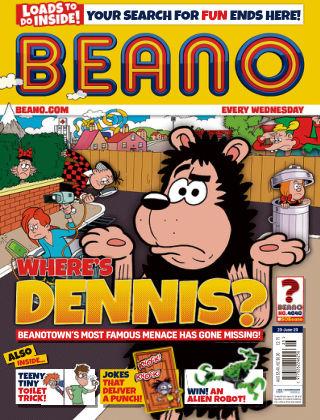 Beano 20 June 2020