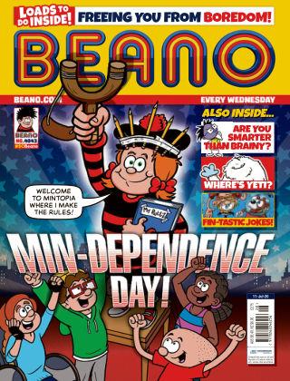 Beano 11 July 2020