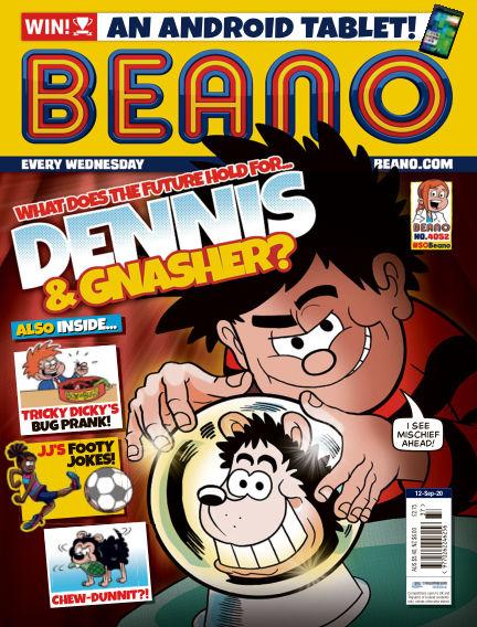 Beano September 09, 2020 00:00