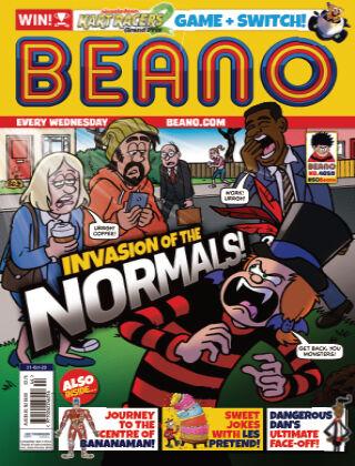 Beano 31 October 2020