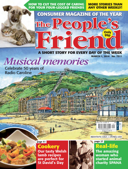 The People's Friend March 01, 2014 00:00