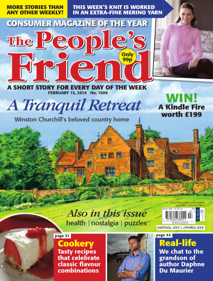 The People's Friend February 15, 2014 00:00