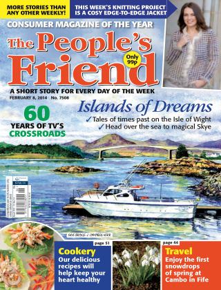 The People's Friend Issue No.7508