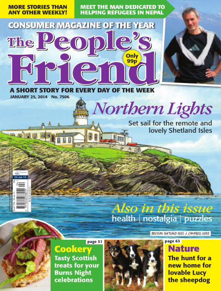 The People's Friend January 25, 2014 00:00