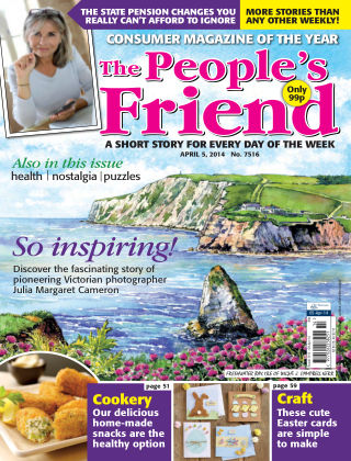 The People's Friend No. 7516