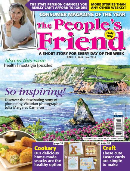 The People's Friend April 02, 2014 00:00