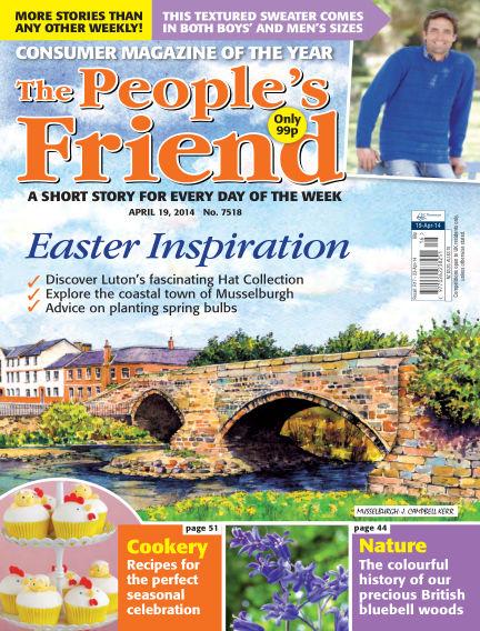 The People's Friend April 16, 2014 00:00