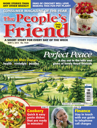 The People's Friend No.7520