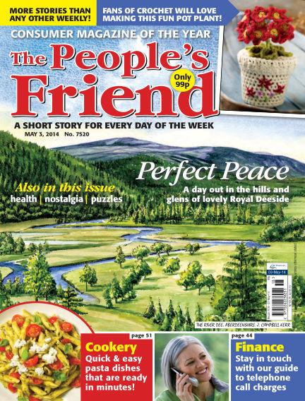 The People's Friend April 30, 2014 00:00