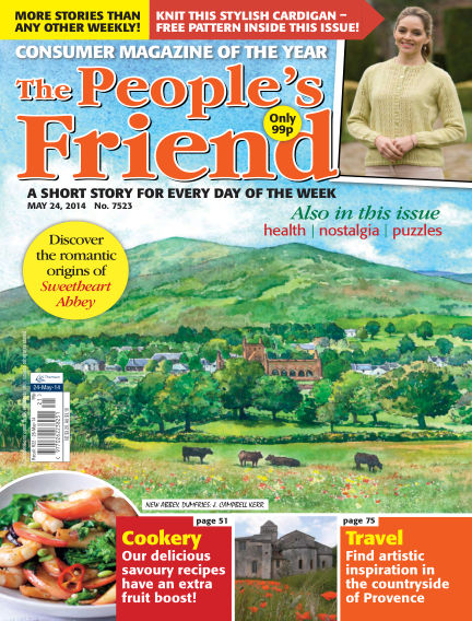 The People's Friend May 21, 2014 00:00