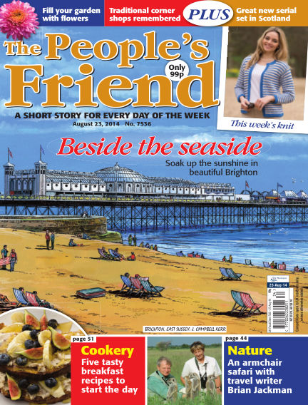 The People's Friend August 20, 2014 00:00