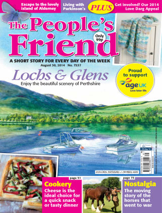 The People's Friend Issue 7537