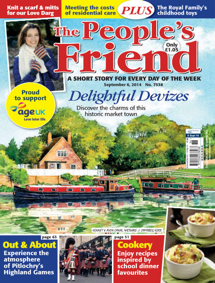 The People's Friend September 03, 2014 00:00