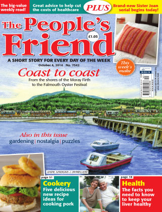 The People's Friend Issue 7542