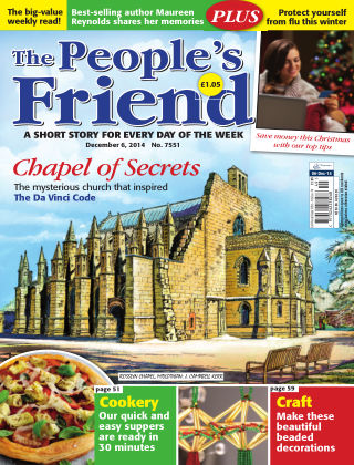 The People's Friend Issue 7551