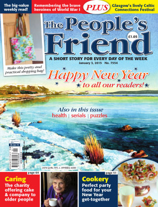 The People's Friend Issue 7554