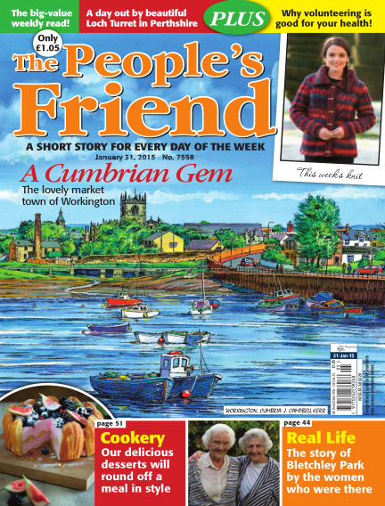 The People's Friend January 28, 2015 00:00