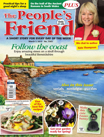 The People's Friend March 04, 2015 00:00